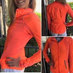 NWOT Lululemon Run/Rain Jacket